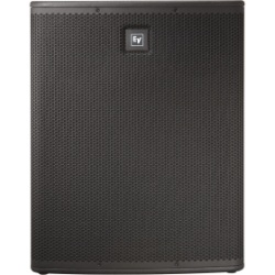 "Electro Voice ELX118P Live X Series 18"" Powered Subwoofer"