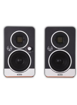 "Eve Audio SC203 2-way,3"" Master/Slave desktop set"