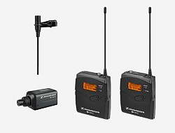 Sennheiser ew 100ENG G3-A Wireless Transmitter Package