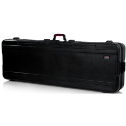 Gator MI GTSA-KEY88 TSA ATA Molded 88-Note Keyboard Case with Wheels