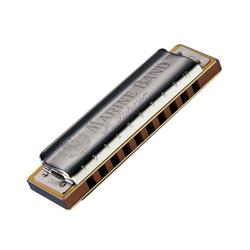 Hohner 1896BX-C# Marine Band 1896 Classic Harmonica in C# (Sharp) Key