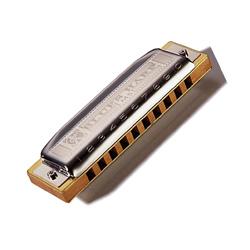 Hohner 532BX-C# Blues Harp in the Key of C# (Sharp) Key