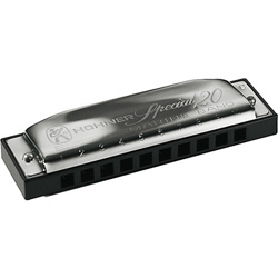 Hohner 560PBX-D Special 20 - Key of D