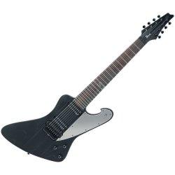 Ibanez FTM33-WK Fredrik Thordendal Signature 8-String Electric Guitar - Weathered Black
