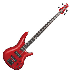 Ibanez SR300EB-CA SR Standard 4 String Electric Bass – Candy Apple