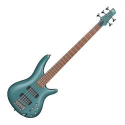 Ibanez SR305E-MSG 5-String RH Electric Bass - Metallic Sage Green