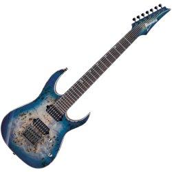 ibanez rg1027pbf cbb d rg premium series hh poplar burl top 7 string electric guitar w fixed. Black Bedroom Furniture Sets. Home Design Ideas