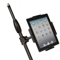 Ultimate Support HYP100B HyperPad 5 in 1 Professional iPad Stand