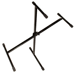 Ultimate Support IQ1000 IQ Series X Style Keyboard Stand 100LBS Capacity