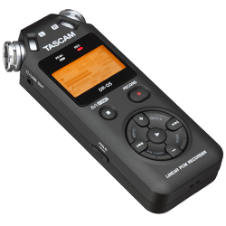 Tascam DR-05 24 bit 96kHz Linear PCM Portable Digital Recorder