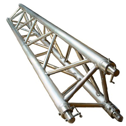 Tour Truss TT1909 Half Meter Triangle Truss Section