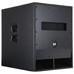 RCF SUB718AS 1400 Watt 18 Inch Active Subwoofer