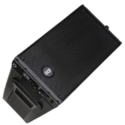 RCF HDL10A 1400 Watt Active Line Array Module Speakers