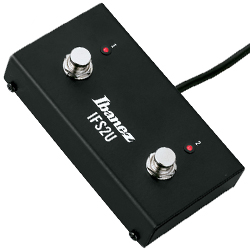 Ibanez IFS2U Dual Footswitch unlatching for T80 and T150S (discontinued clearance)