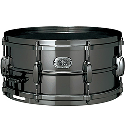 Tama MT1465DBN 6.5x14 Inch Snare Drum in Black Nickel with Die Cast Hoops