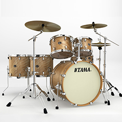 Tama VT62SMTA 6pc Silverstar Shell Pack in Exotic Matte Tamo Ash Finish (discontinued clearance)