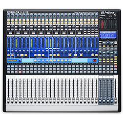 Presonus StudioLive 24.4.2AI Live Performance and Digital Recording Studio Mixer with Active Integration (discontinued clearance)