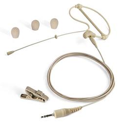 Samson SE50T Headset Microphone - Tan