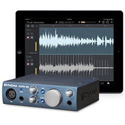 Presonus Audiobox iOne 2x2 USB 20 iPad Recording System