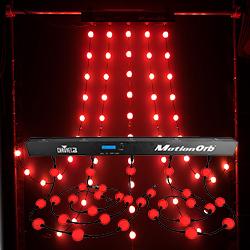 Chauvet Motion Orb DJ Effects Lighting
