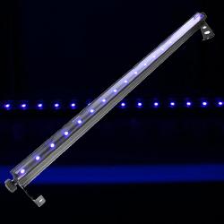 Chauvet DJ SLIMSTRIP18-UV-IRC UV LED Linear Wash Light