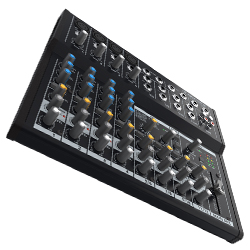 Mackie Mix12FX 12 Channel Effects Compact Mixer