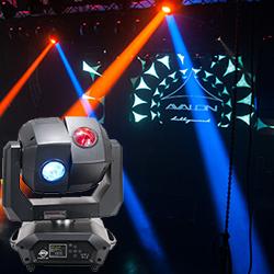 American DJ Pro 3-SIXTY-2R Dual Moving Head Intelligent Light
