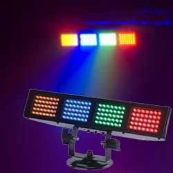 American DJ COLOR-BURST-LED 4 Led Color Wash (discontinued clearance)