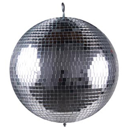 American DJ M-1212 Glass 12 Inch Mirror Ball
