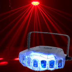 American DJ JellyFish Led Lighting Effect - discontinued clearance