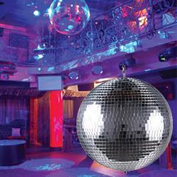 American DJ M-2020 Glass 20 inch Mirror Ball