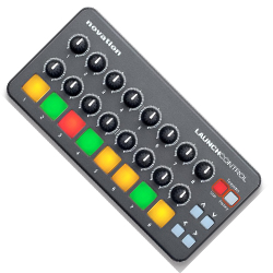 Novation Launch Control MIDI Controller with up to 448 Controls