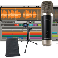 M-Audio Vocal Studio Personal Recording Studio (discontinued clearance)