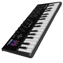 M-Audio Axiom Air Mini 32 Premium MIDI Keyboard and Pad Controller