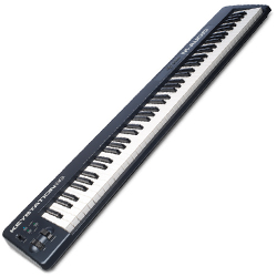 M-Audio Keystation 88 II 88-Key MIDI Keyboard Controller