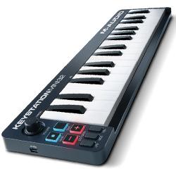 M-Audio Keystation Mini 32 II 32-Key Portable MIDI Keyboard Controller
