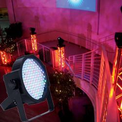 American DJ Mega Par Profile LED Par (open box Clearance, Limited Qty - 2 units)