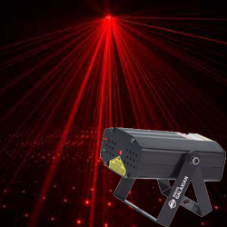 American DJ MICRO GALAXIAN Green & Red Laser (discontinued clearance)