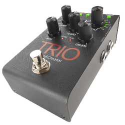 DigiTech Trio Guitar Pedal that Generates Bass and Drum Parts to Match Your Song