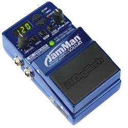 Digitech JAMMAN-SOLO-XT Stereo Looping Guitar Pedal