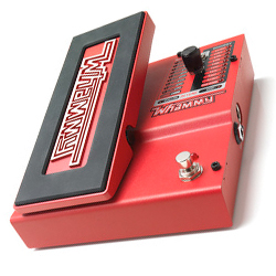Digitech WHAMMY-V 5th Generation Whammy Pitch Shifting Pedal