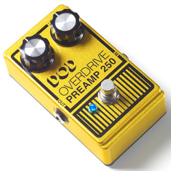 Digitech DOD250 Overdrive Preamp Guitar Pedal