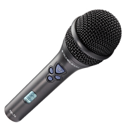 TC Helicon MP-76 Super-Cardioid Dynamic Microphone with Mic Control Buttons