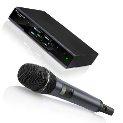 Sennheiser ew D1-845S-NH-US Stage Live Performance Wireless Vocal Microphone