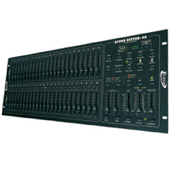 American DJ Scene-Setter-48 48 Channel DMX Dimming Console