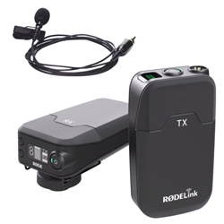 Rode Filmmaker Kit Rodelink Digital Wireless Mic System for Filmmakers