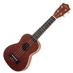 Lanikai LU21 Standard Soprano Ukelele with rosewood fingerboard