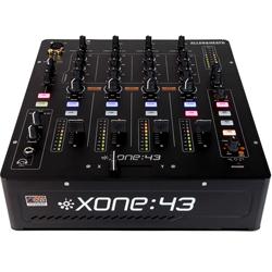 Allen & Heath XONE:43 4+1 Channel Analogue DJ Mixer