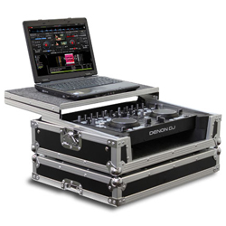 Odyssey FRGSDNMC36000 Flight Ready Glide Style Case For Denon DN-MC3000/DC-MC6000 DJ Controller