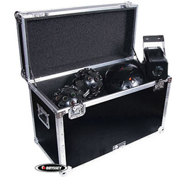Odyssey FZSLDC2W Utility Case for Lighting Fixtures or Lightweight Gear